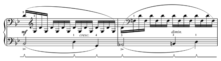 Prelude-in-B-flat-Major-final-excerpt